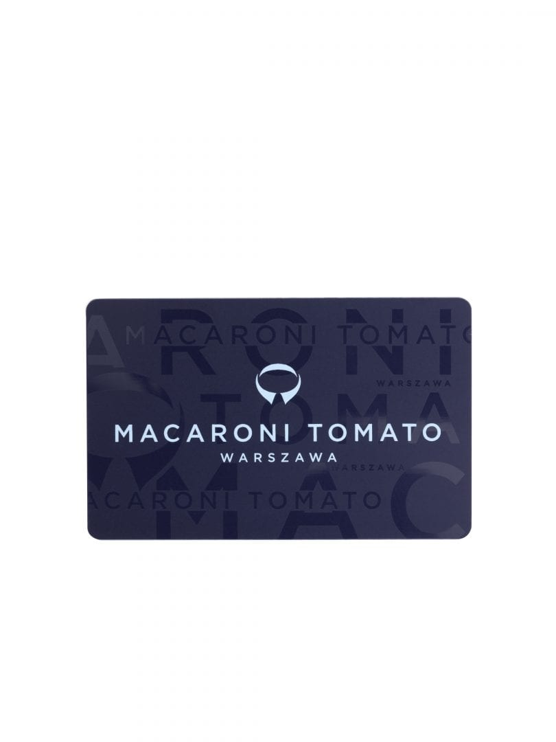 Voucher prezentowy - Macaroni Tomato